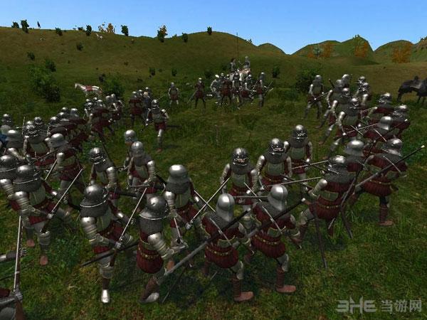 骑马与砍杀战团史歌截图3