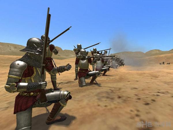 骑马与砍杀战团史歌截图2