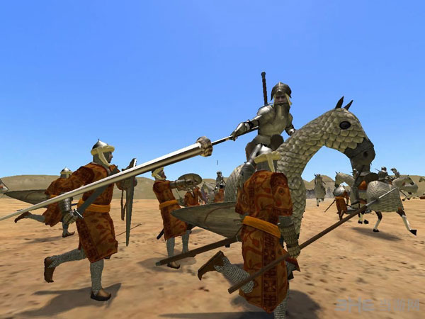 骑马与砍杀幻想卡拉迪亚截图1