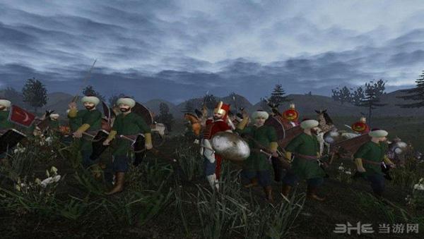 骑马与砍杀奥斯曼帝国截图2