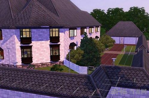 模拟人生3豪华花园别墅MOD截图0