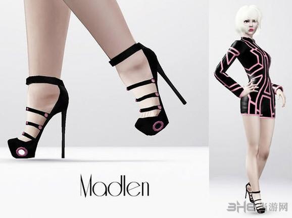 模拟人生3衣服+鞋子MOD截图2