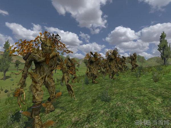 骑马与砍杀战争之风奇幻版截图1