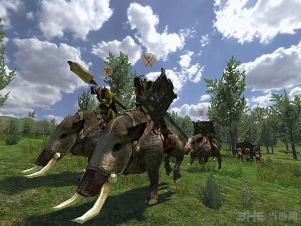骑马与砍杀战争之风奇幻版截图2