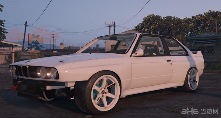 侠盗猎车手5 宝马1991 E30 Drift MOD截图0