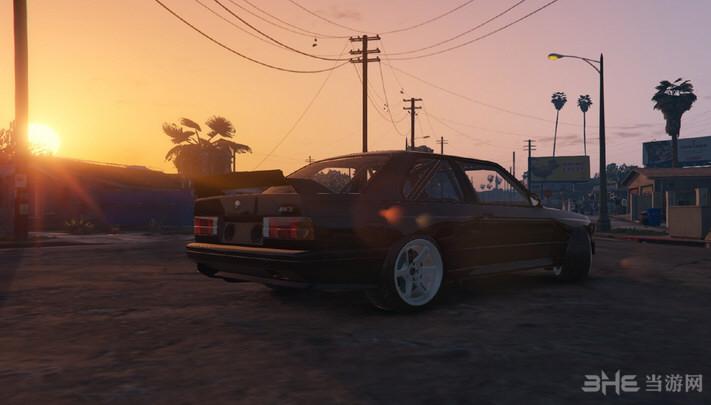 侠盗猎车手5 宝马1991 E30 Drift MOD截图1