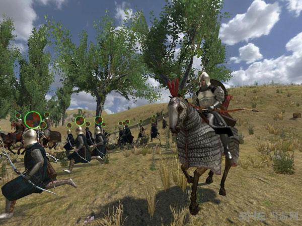 骑马与砍杀圣魔战记截图1