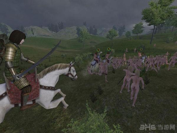 骑马与砍杀战团女人的王国截图1