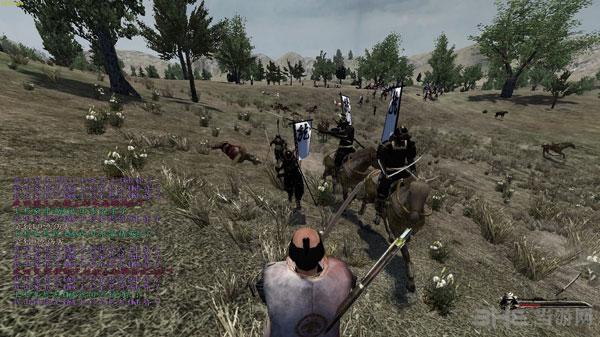 骑马与砍杀统一之岚战国截图2