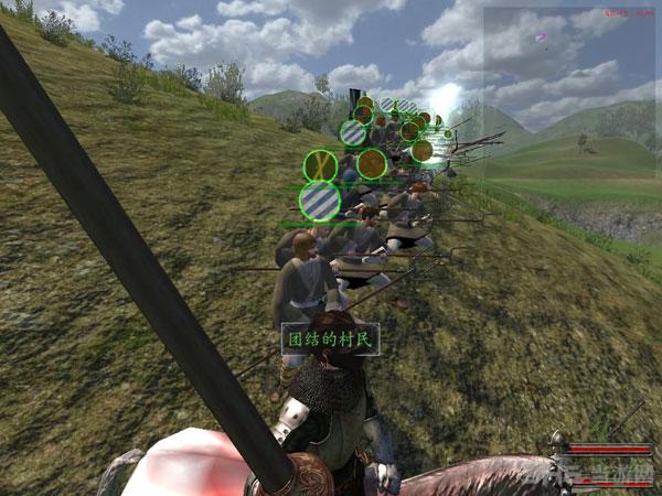 骑马与砍杀混沌战记2截图1