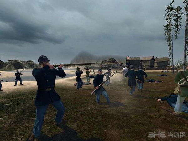 骑马与砍杀战团1860南北战争截图3