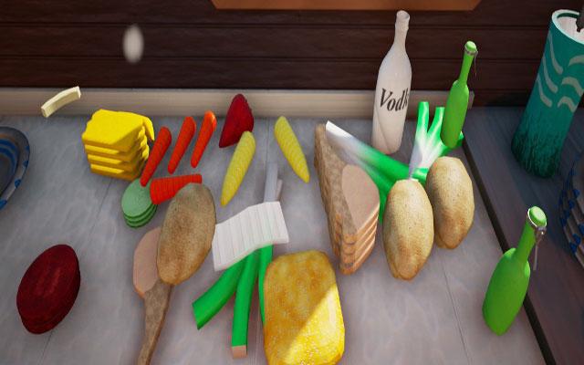 厨房模拟2015截图1