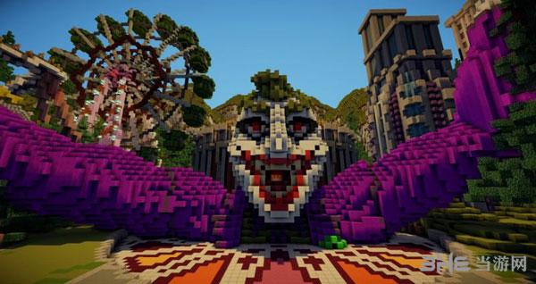 我的世界版小丑乐园2