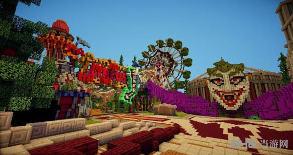我的世界版小丑乐园4