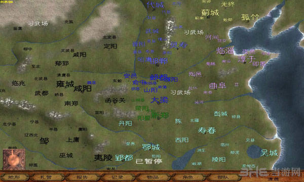 骑马与砍杀剑指六国截图1