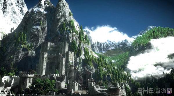 巫师3逆天光影mod截图