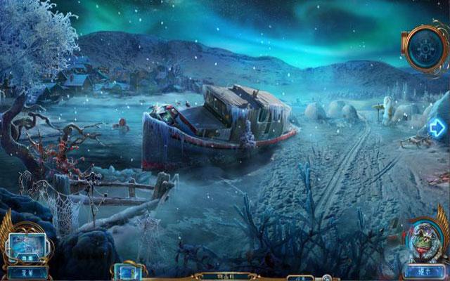 神秘追踪者9:寒冰之劫截图3