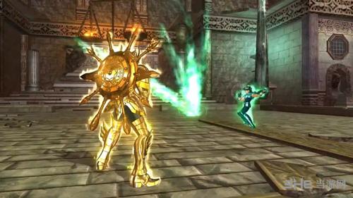 圣斗士星矢斗士之魂视频截图3