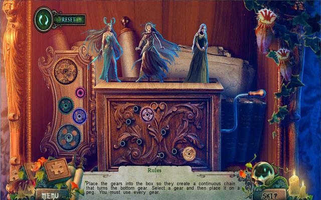 女巫的遗产7:黑暗召唤截图1