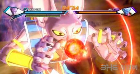 龙珠:超宇宙男性角色体术MOD截图0
