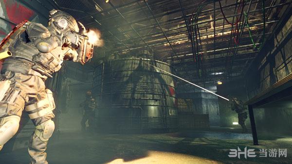 生化危机保护伞小队游戏截图2