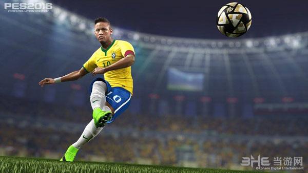 实况足球2016游戏截图2