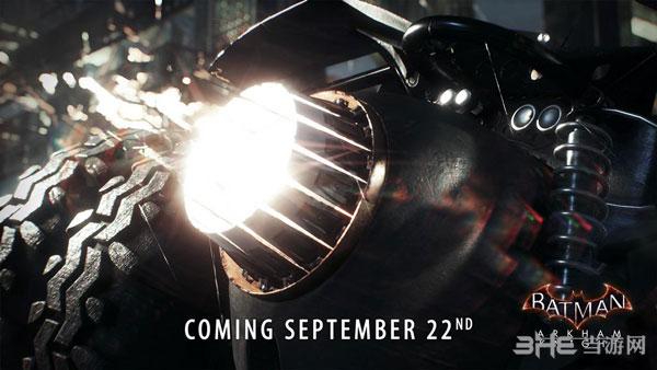 蝙蝠侠阿卡姆骑士DLC9月22日上市