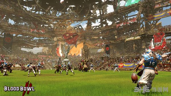 怒火橄榄球2游戏宣传图