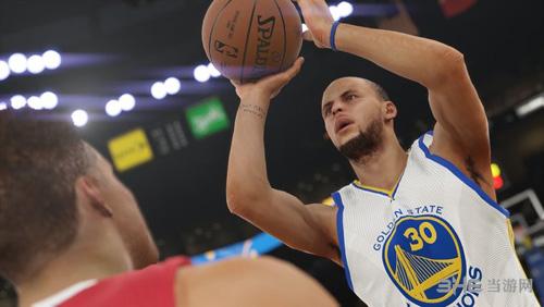 NBA 2K16游戏截图1