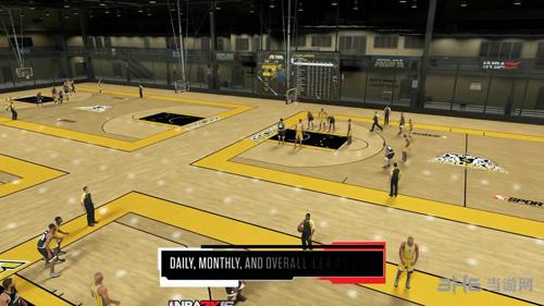 NBA 2K16游戏截图3