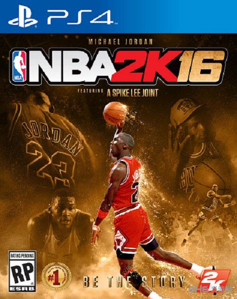 NBA 2K16乔丹特别版