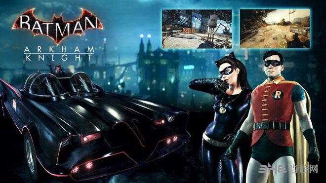 蝙蝠侠阿卡姆骑士新截图2