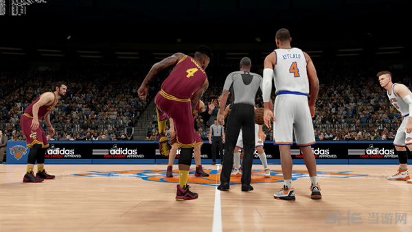 NBA2K16高清游戏截图1