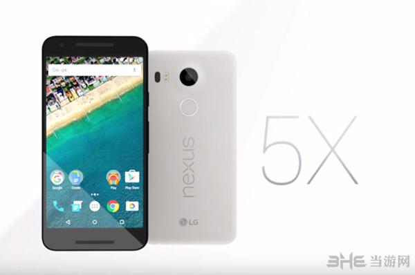 谷歌LG Nexus 5X手机