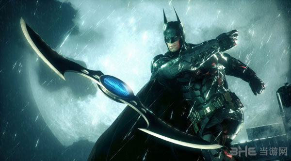 蝙蝠侠阿甘骑士PC版临时补丁2