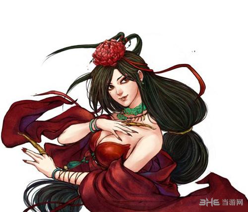 侠客风云传西域公主