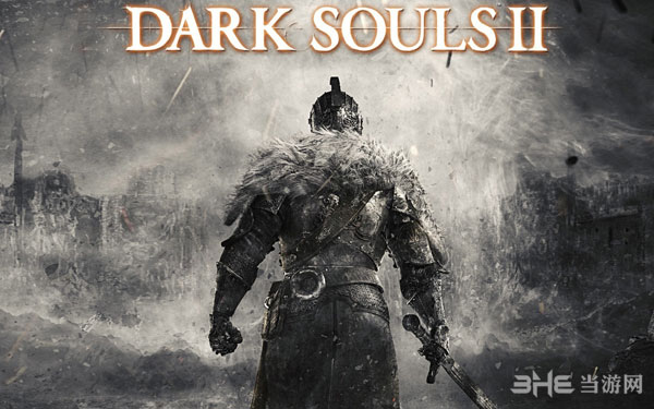 黑暗之魂2宣传图