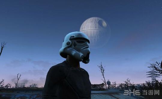 辐射4帝国风暴兵头盔MOD截图0