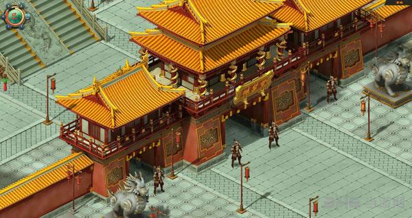 洛川群侠传京城地图1