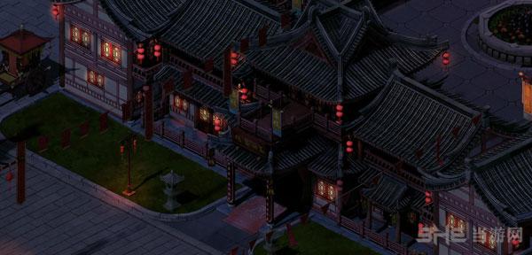 洛川群侠传京城地图2