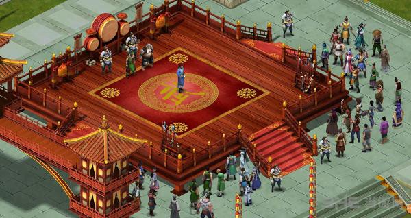 洛川群侠传京城地图3