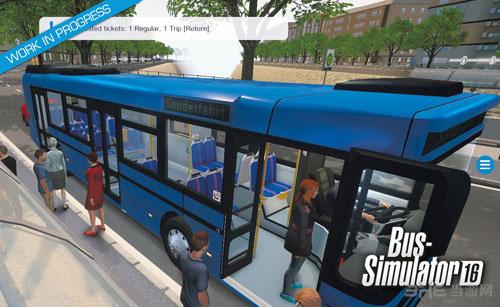 巴士模拟16截图1