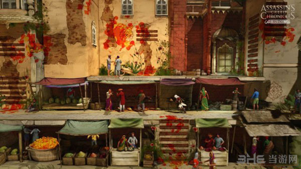 《刺客信条编年史:印度》IGN测评公布3