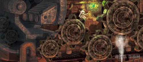 罗丝和黄昏的古城配图2