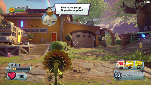 植物大战僵尸:花园战争2截图6