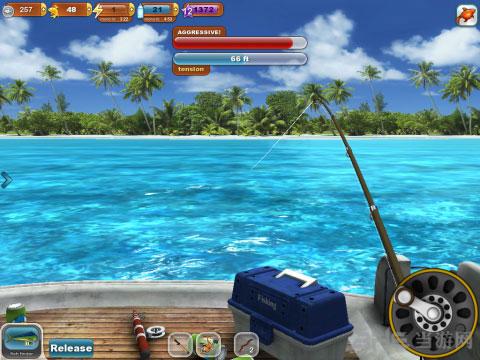 钓鱼天堂3D电脑版截图2