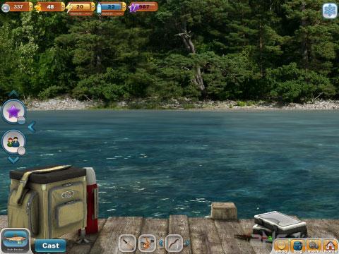 钓鱼天堂3D电脑版截图1