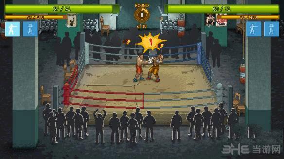 拳击俱乐部后期怎么快速得到技能点攻略1