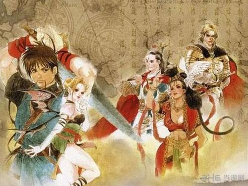 轩辕剑三配图2