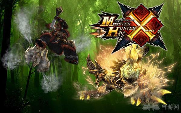 怪物猎人X刷神石刷钱方法1